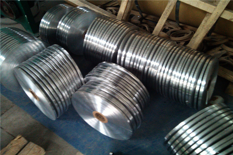 Colourless Transformer Aluminum Strip Width 20 - 1650mm 8011 3003 1100 1050A