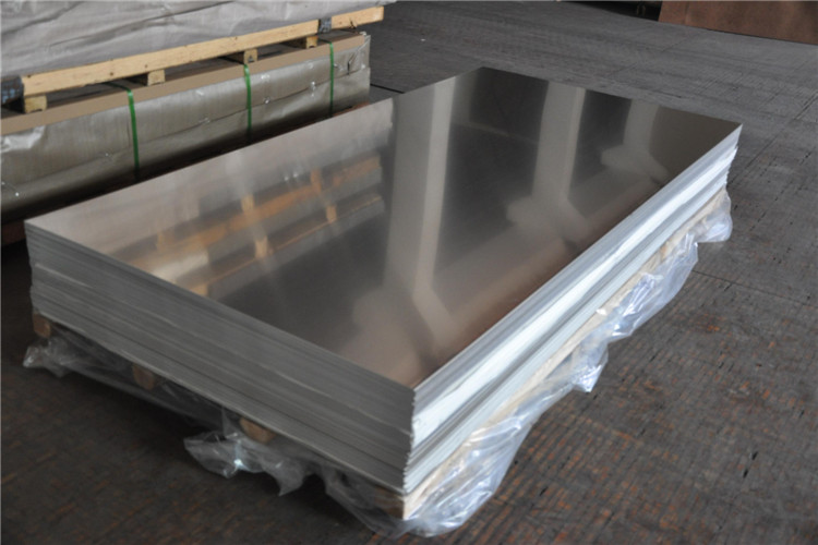 1050 3003 5052 Aluminum IBR Roof Sheet 0.3 - 1.5mm Thickness Aluminum Sheet Plate