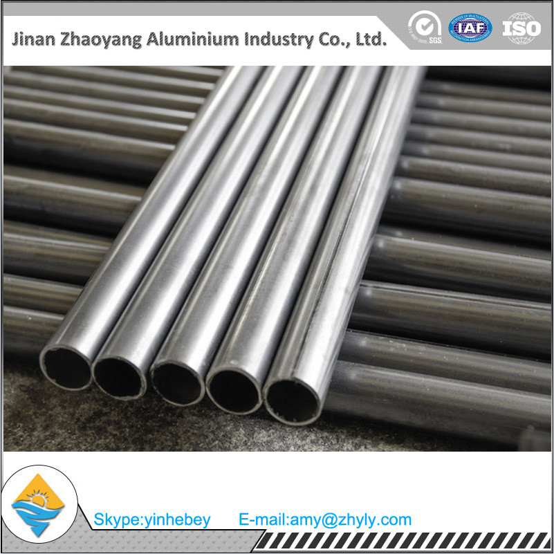 Powder Coated / Anodizing / Polishing Bright Round Aluminium Pipe For Industry